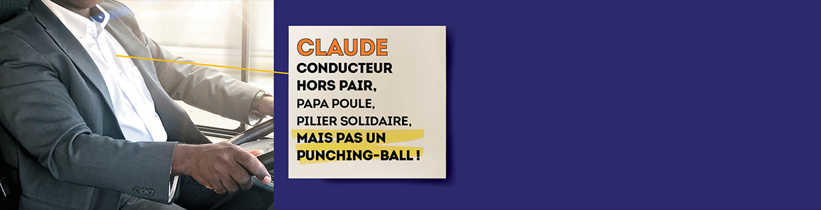 Claude, conducteur hors pair
