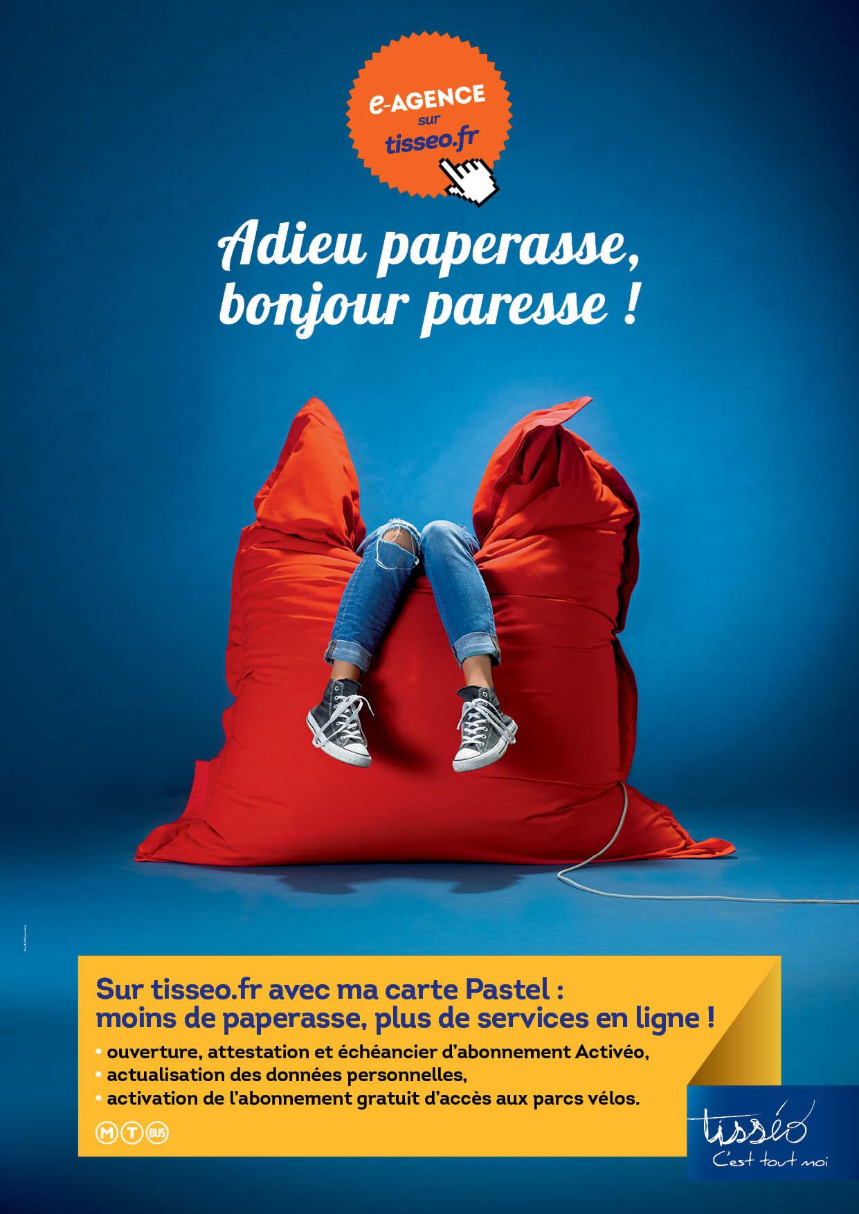recharger carte tisseo en ligne e Agence Tisséo : Moins de paperasse, + de services en ligne | Tisséo